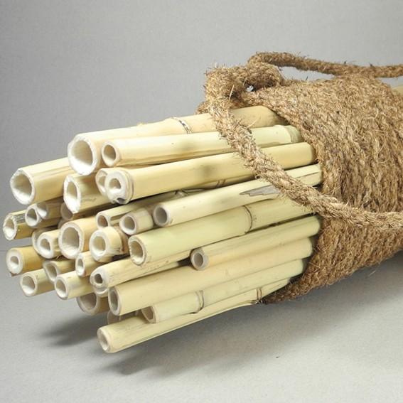Wildbienenhotel Bambus