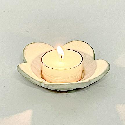 Kerzentellerchen «Blume»
