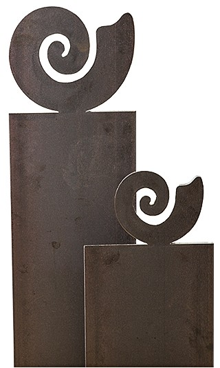 Stele «Muschel» (kleines Motiv) ohne Anker