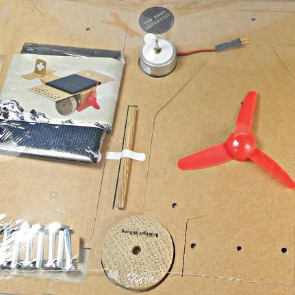Bausatz Solarflieger