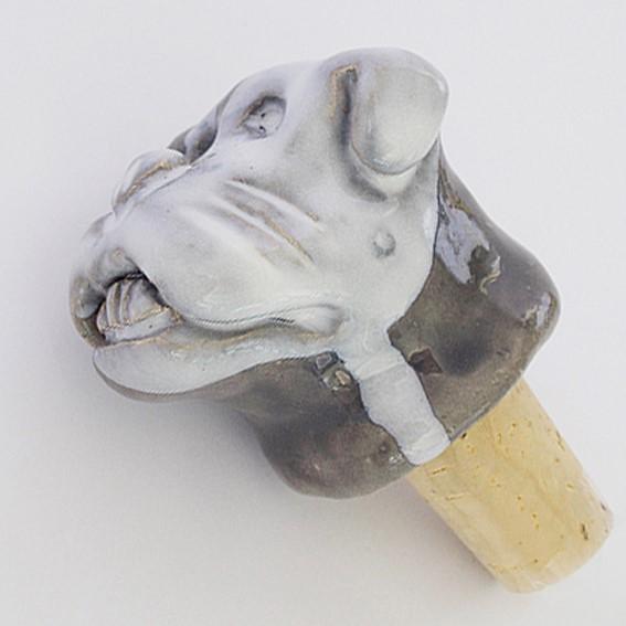 Zapfentier Bulldogge