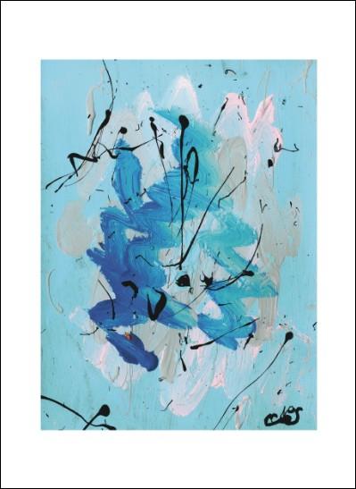 Kunstkarte Freiheit