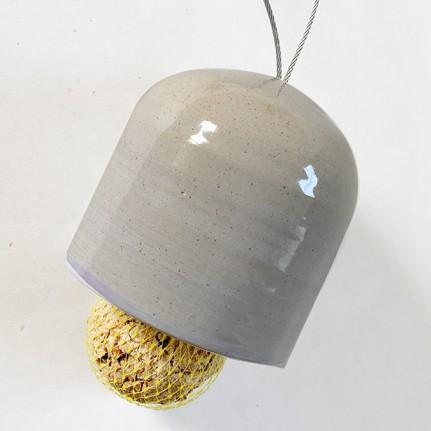 Vogelpick-Glocke (lila)