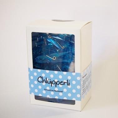 Wäscheklammern (blau)