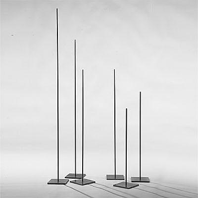 Dekoständer mit Bodenplatte 250 mm