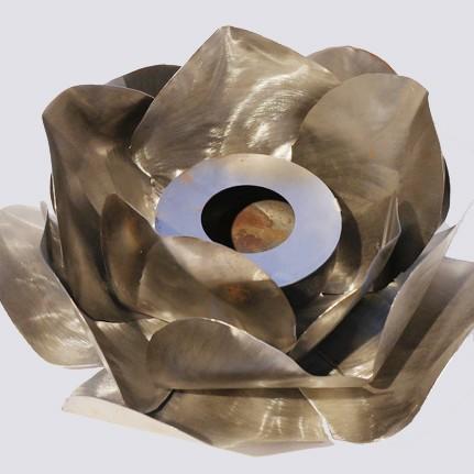 Metallrose 1050 mm