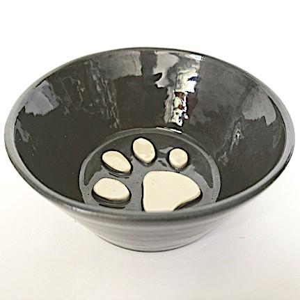 Schale Hund (Sujet Pfoten)