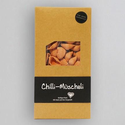 Pasta «Chili-Müscheli»