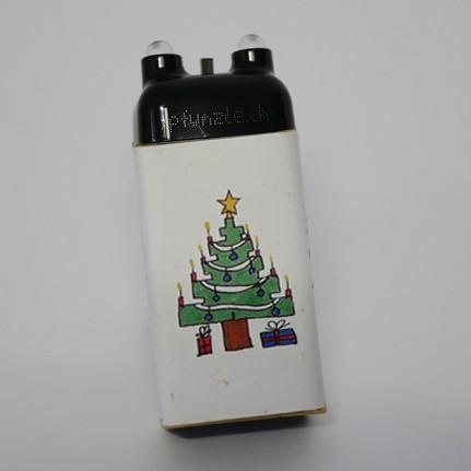 Pfunzle «Weihnachtsbaum»