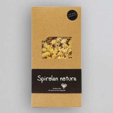 Pasta «Spiralen nature»